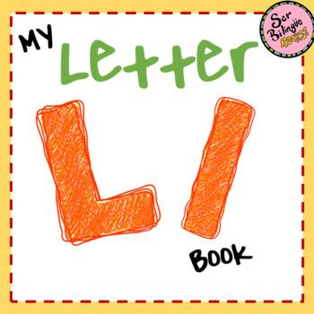 Letter L booklet