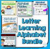 Alphabet Games and Center Activities Bundle