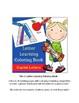 Letter Learning FUN for Preschool - PreK Capital Letters BUNDLE
