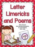 Letter Limericks and Poems