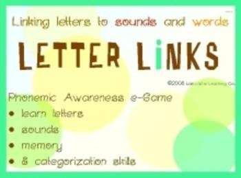 Letter Links