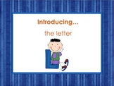 Letter Ll - Alphabet Lesson – Power Point – Interactive – Teaching the Letter L