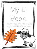 Letter Ll Book