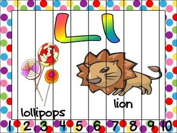 Letter Ll Mega Pack- Kindergarten Alphabet- Handwriting, Little Books, and MORE!