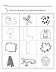 Letter Ll Words Coloring Worksheet