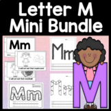 Letter M Activities {Letter M Book and 5 Letter M Worksheets!}