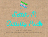 Letter M Activity Pack