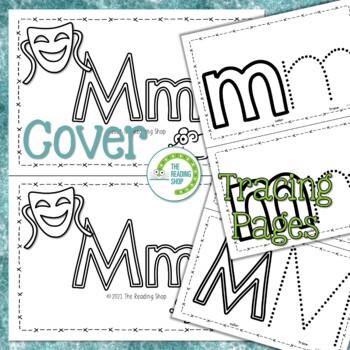 Letter M Alphabet Book