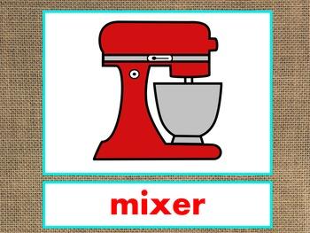 Letter M Alphabet PowerPoint Fun & Colorful Words w/Pictures (Expandable)