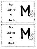 Letter M Little Read/Book