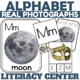 Letter M Phonics and Writing Center Packet