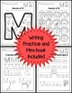 Letter M Practice Printables