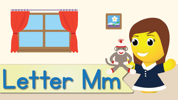 Letter M Song   Animated Music Video by Have Fun Teaching | TpT