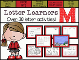 Letter Learners: Letter M