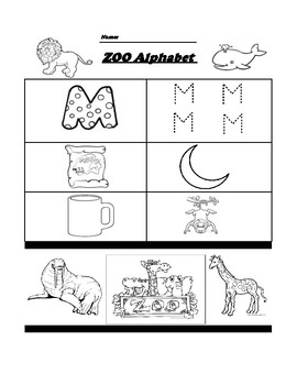 letter m worksheet by pointer education teachers pay teachers. Black Bedroom Furniture Sets. Home Design Ideas