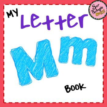 Letter M booklet