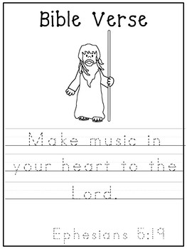 Letter M is for Moses. Bible Letter of the Week.