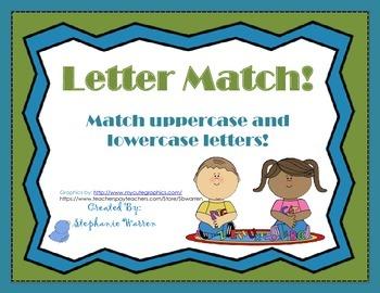 Letter Match!