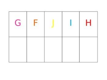 Letter Match