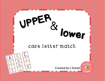 Letter Match