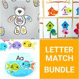 Letter Match Bundle