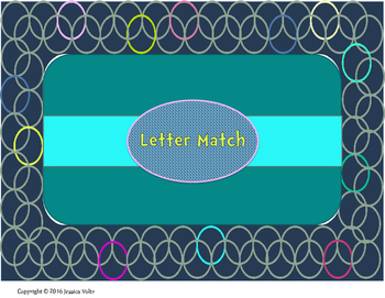 Letter Match Game