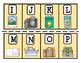 Letter Match Game:  Help Thomas the Traveler Reach His Final Destination!