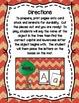 Letter Match Mat (Apple Themed)