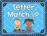 Letter Match Mats