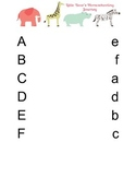 Letter Matching (A-F)