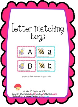 Letter Matching Bugs