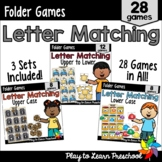 Letter Matching Games