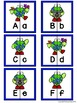 Letter Matching Puzzles - Earth Day Fun {Uppercase and Low
