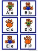 Letter Matching Puzzles - Go Tigers! {Uppercase and Lowercase Letters}