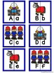 Letter Matching Puzzles - Humpty Dumpty {Uppercase and Low