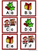 Letter Matching Puzzles - Merry Mice {Uppercase and Lowercase Letters}