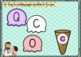 Distance Learning Letter Matching Uppercase and Lowercase BOOM CARDS