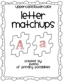 Letter Matchup