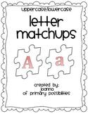 Letter Matchup (complete set)