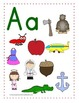 Letter Mats and Posters set two
