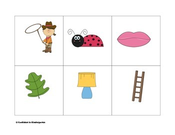 Letter Memory Game Consonant Pack 2: Letters K, L, M, N, P, Q, and R