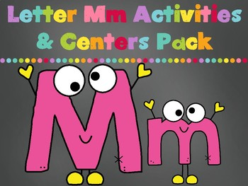 Letter Mm Activities Pack