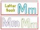 Letter Mm Binder Book