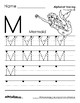 Letter Mm Collection