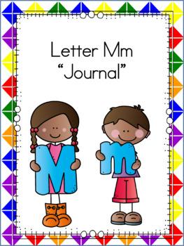 Letter Mm Journal