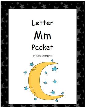 Letter Mm Phonics and Writing Pack