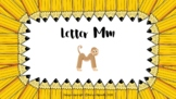 Letter Mm PowerPoint Show