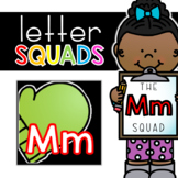 Letter Mm Squad: DAILY Letter of the Week Digital Alphabet