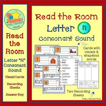 Read the Room Letter N