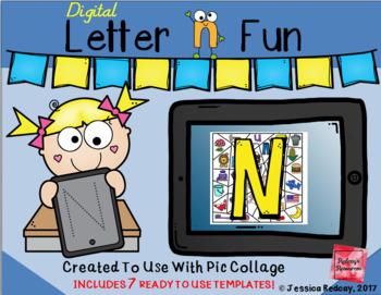 Letter N Fun